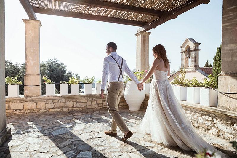 Weddings in Agreco Farm