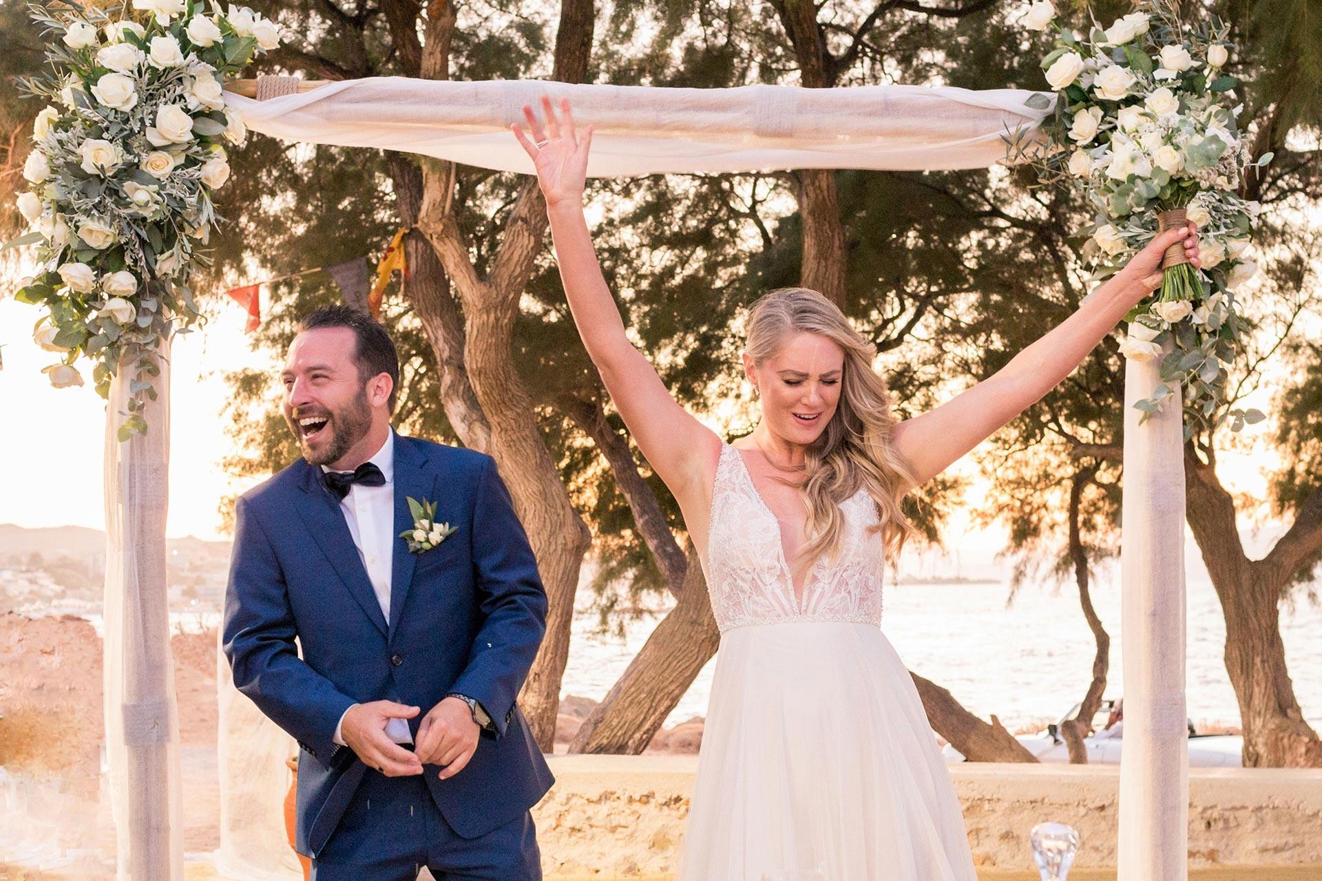 Stephanie & Kostas