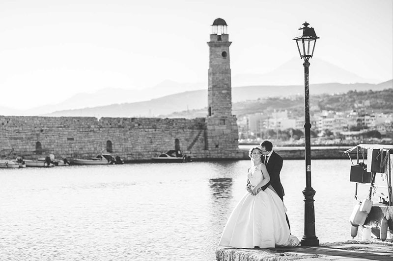 Weddings in Crete